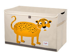 Toy Chest - leopard