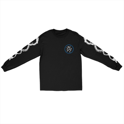 Rope Dragon L/S - Black