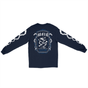 Rope Dragon L/S - Navy