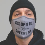 Face Mask - Queens Reversible