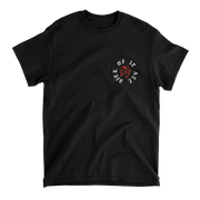 Snake Knife T-shirt - Black