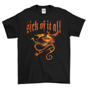 Dragon Fire Tour T-shirt