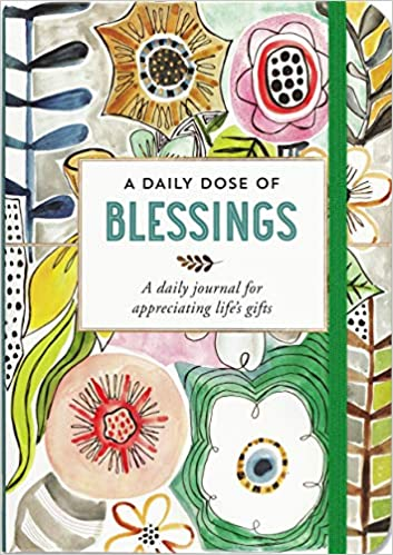 Peter Pauper Press - A Daily Dose of Blessings Journal