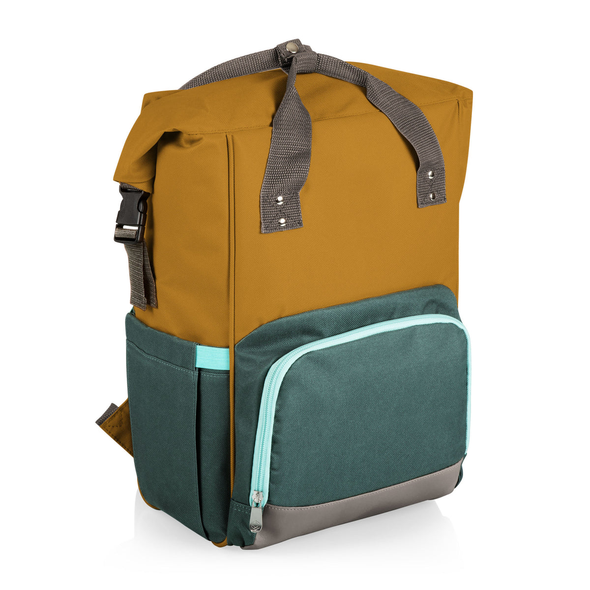 Picnic Time - On The Go Roll-Top Cooler Backpack