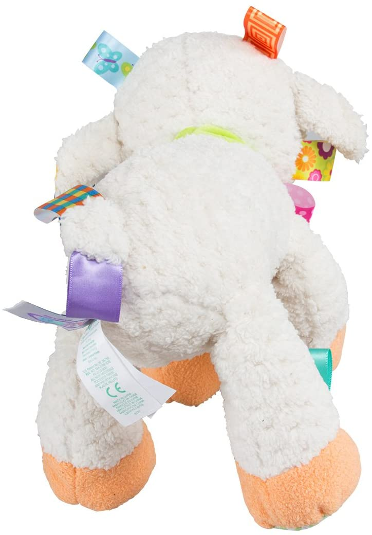 Mary Meyer - Taggies Sherbet Lamb Stuffed Toy