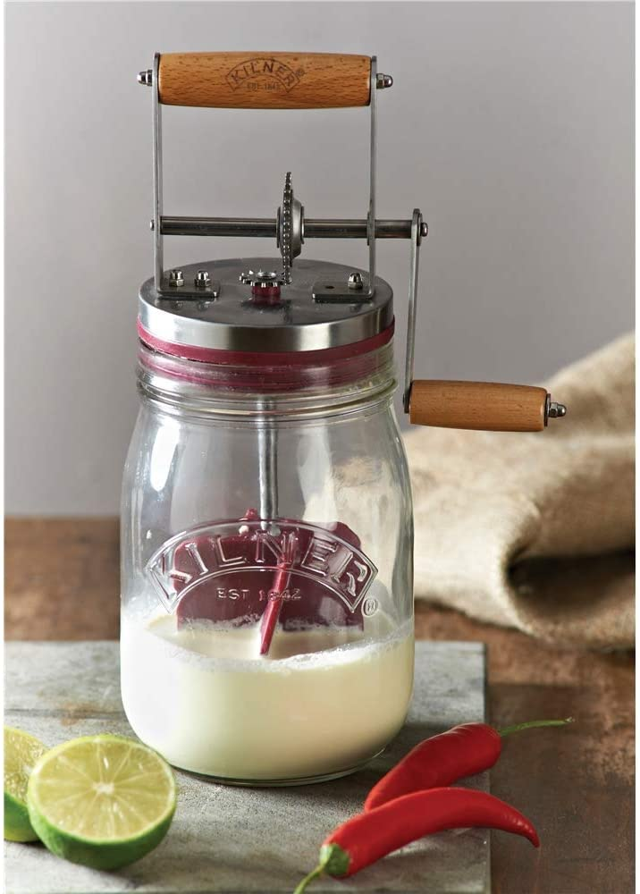 Kilner - Manual Butter Churner