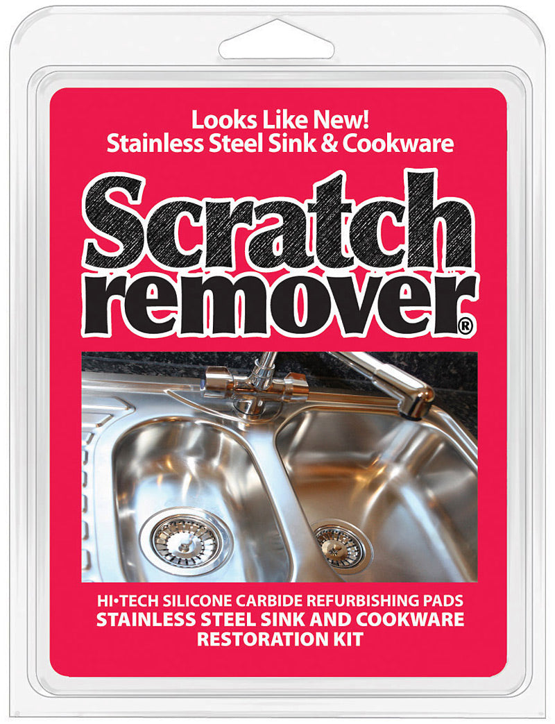 Siege Chemical - Stainless Steel Sink and Cookware Scratch Remover