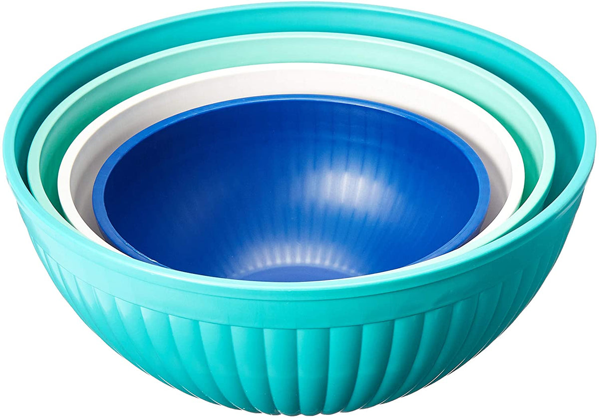 NordicWare - Covered Mixing Bowl Set (8 Piece set)