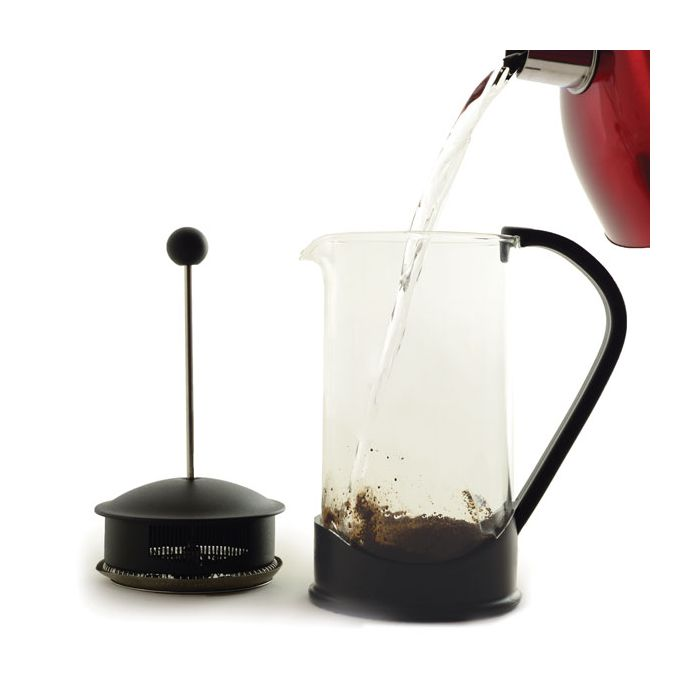 Norpro - French Press Coffee/Tea Maker, 2 cup size