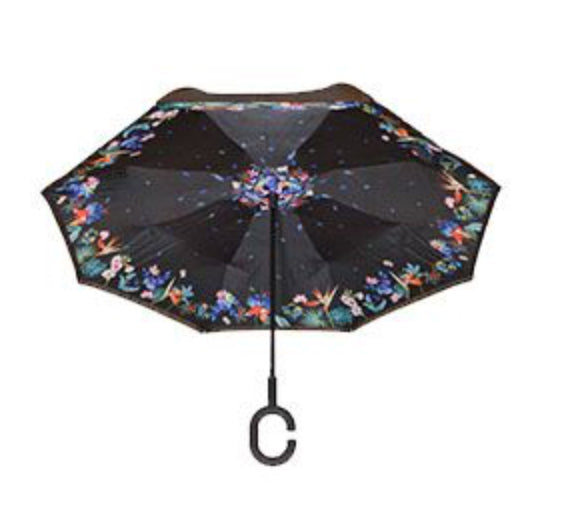 Calla Products/Nufoot - The Inverse Opening Umbrella, Patterns