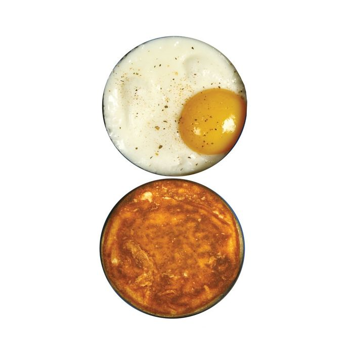 Norpro - Nonstick Pancake/Egg Rings, Round (Set of 2)