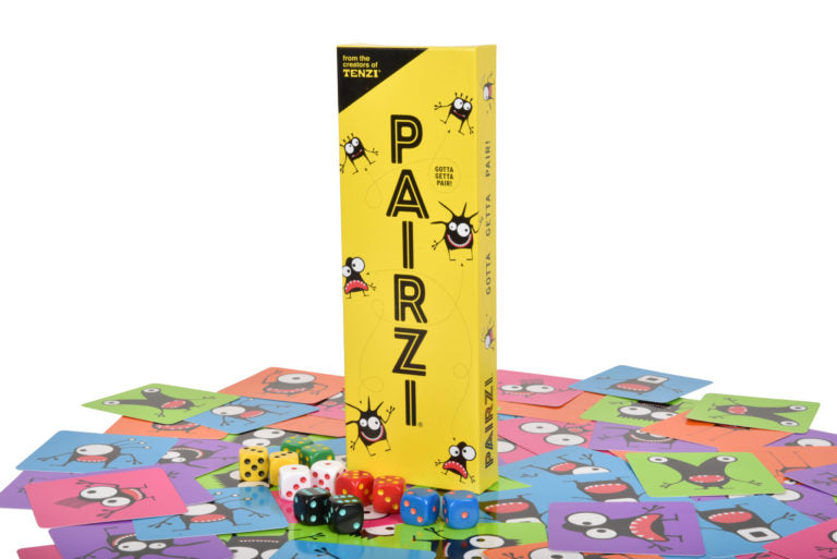 Tenzi - Pairzi Card & Dice Game