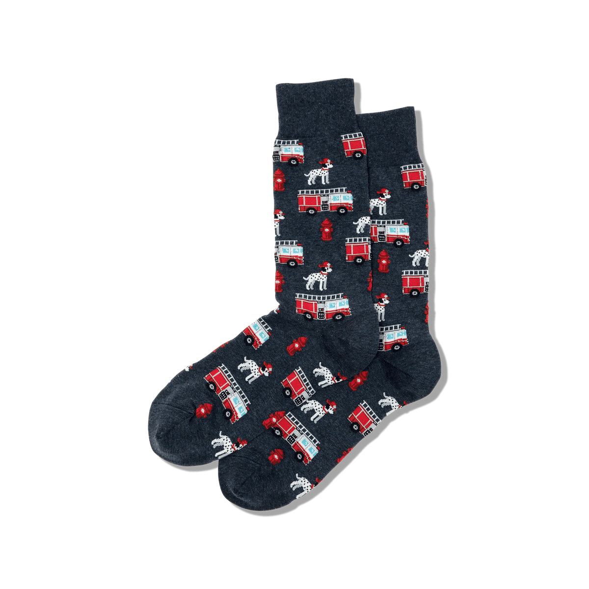 Hot Sox - Men's Fireman Crew Socks
