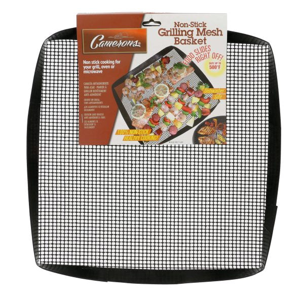 Camerons - Non-Stick Grilling Mesh Basket