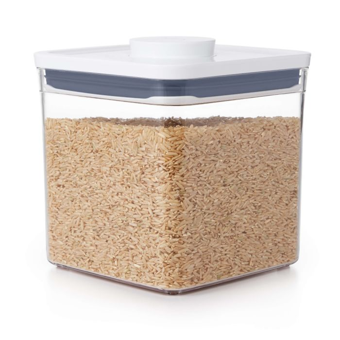 OXO - Pop Container, Big Square Short, 2.8 Quarts