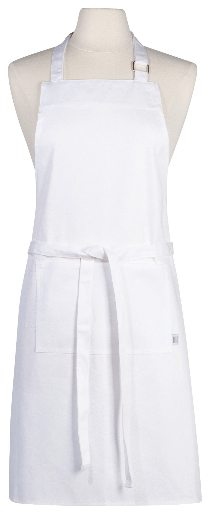 Now Designs - Basic Chef Apron, White