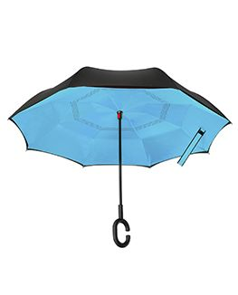 Calla Products/Nufoot - The Inverse Opening Umbrella, Solid Colors