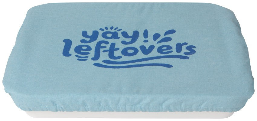 "Now Designs - Baking Dish Cover, ""Yay! Leftovers"""