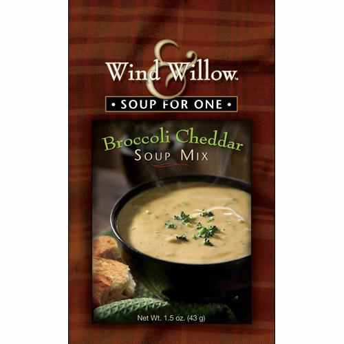 Wind & Willow - Broccoli Cheddar Soup Mix (Single Serving)
