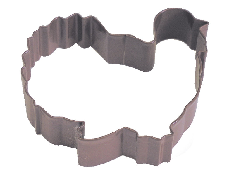 R&M - Brown Gobbler Turkey Cookie Cutter (3.75 inch)