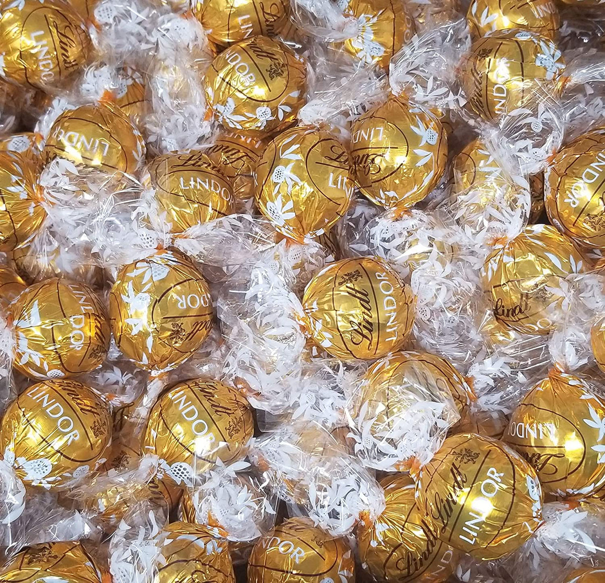 Lindt Caramel Milk Chocolate Truffles (Sold Individually)
