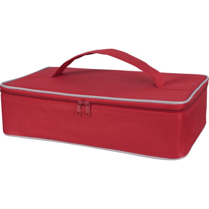 Harold - Insulated Casserole Carrier, Red