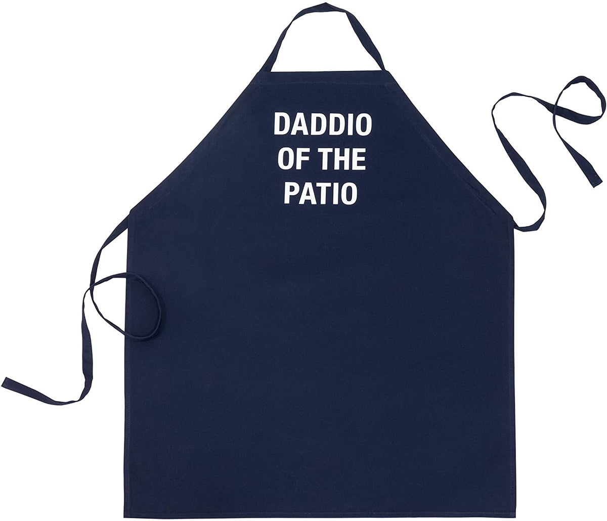 About Face Designs - Daddio of The Patio Apron