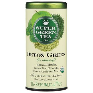The Republic of Tea - Detox Green Tea (50 Tea Bags)