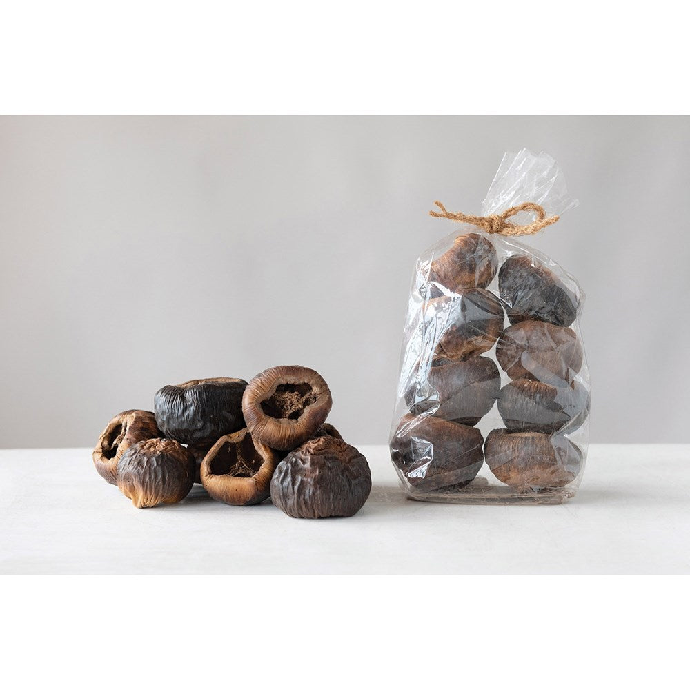 Creative Co-op - Dried Natural Palmyra Fruit in Bag