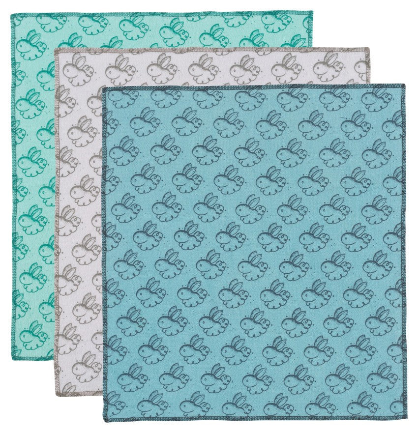 Now Designs - Dust Bunny Dusting Cloth (Set of 3)