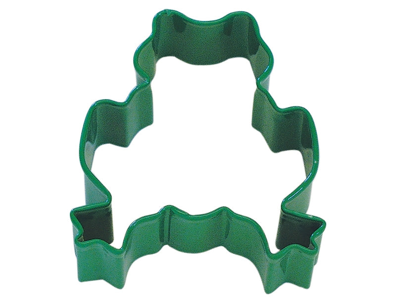 R&M - Green Frog Cookie Cutter (3 inch)