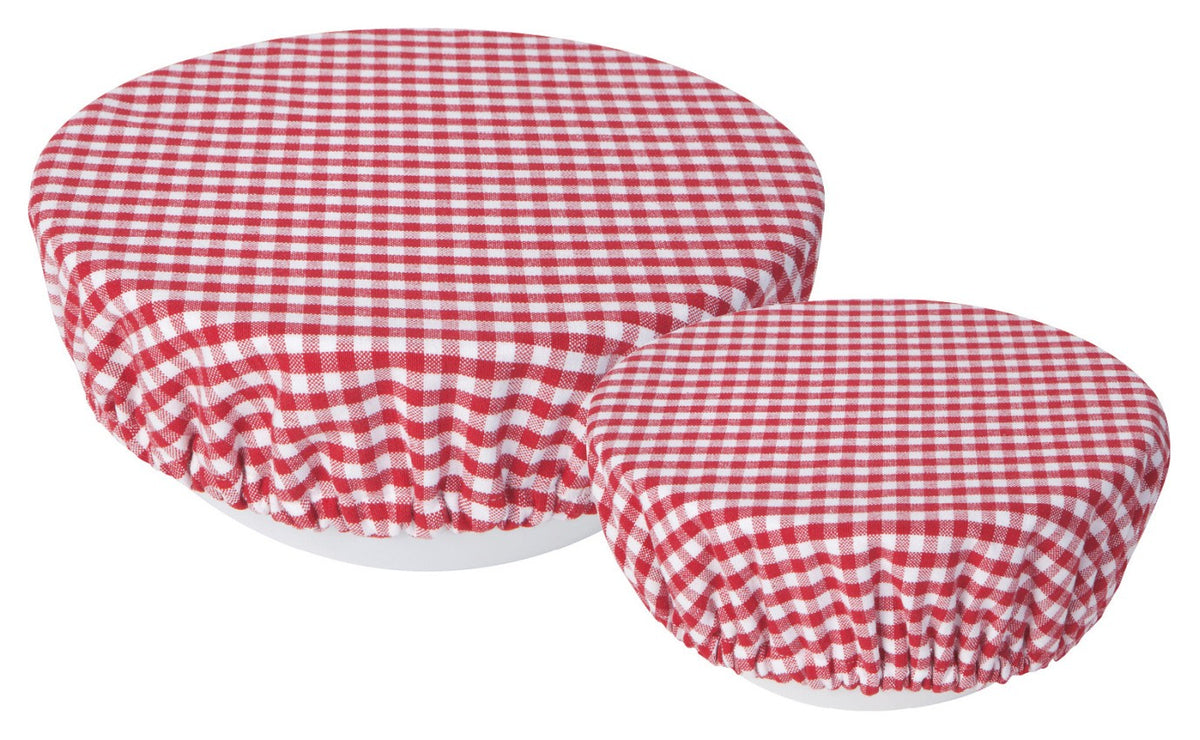 "Now Designs - Bowl Covers, ""Gingham"" (Set of 2)"