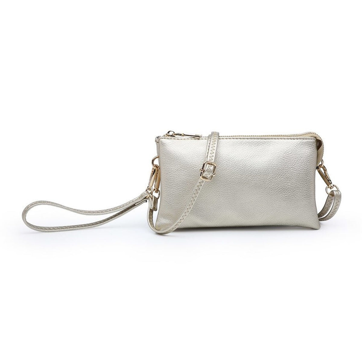Jen & Co - Christine Wristlet/Crossbody, Traditional