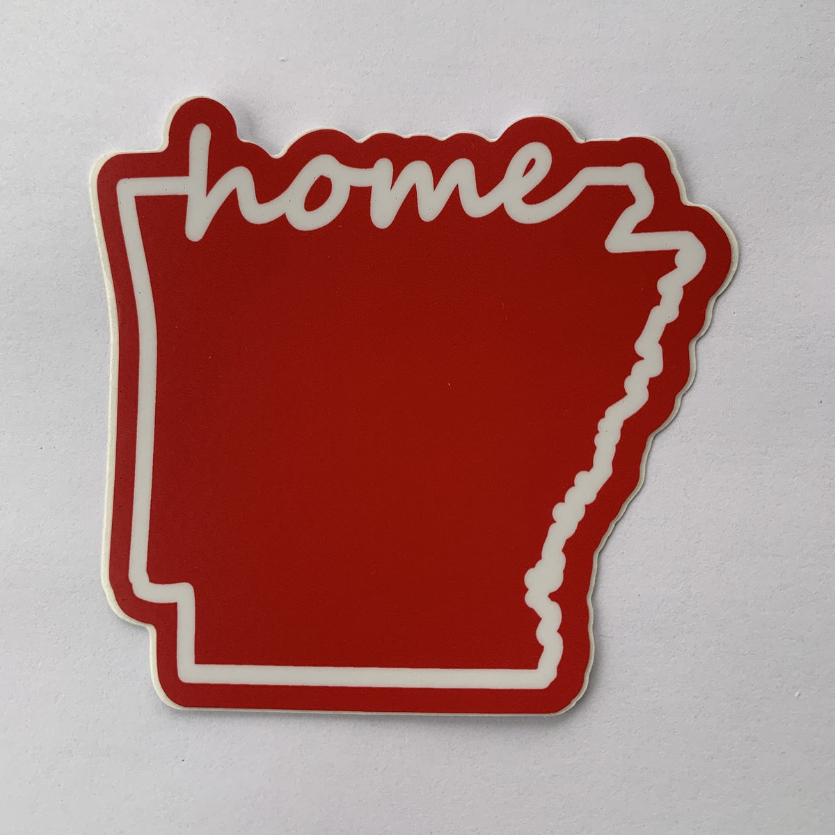 Stickers Northwest - Arkansas Home Sticker