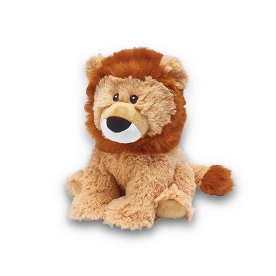 Warmies - Lion Plush Toy