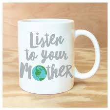 Rock Scissors Paper - Mother Earth Mug