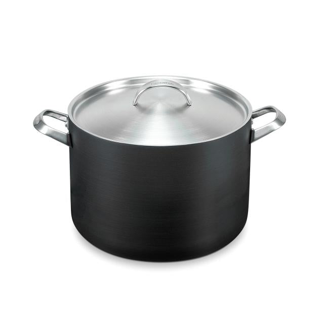 The Cookware Company - Paris Pro Ceramic Covered Non-Stick Stockpot (8 quart)
