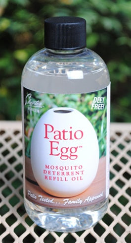 Scent Shop - Patio Egg Mosquito Deterrent Refill Oil (8 ounce)