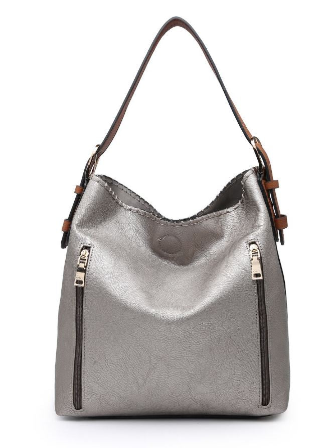 Jen & Co - Jen 2-in-1 Hobo Purse