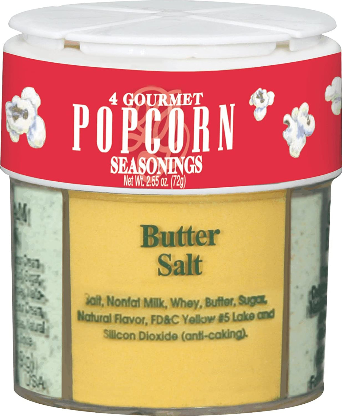 XCell International - Gourmet Popcorn Seasonings Four Popcorn Butters