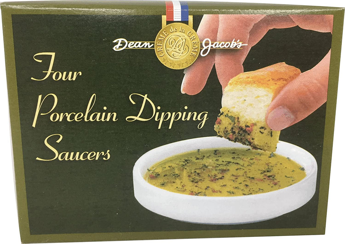 Dean Jacob's - Porcelain Dipping Saucers