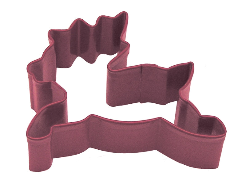 R&M - Red Reindeer Cookie Cutter (3 inch)