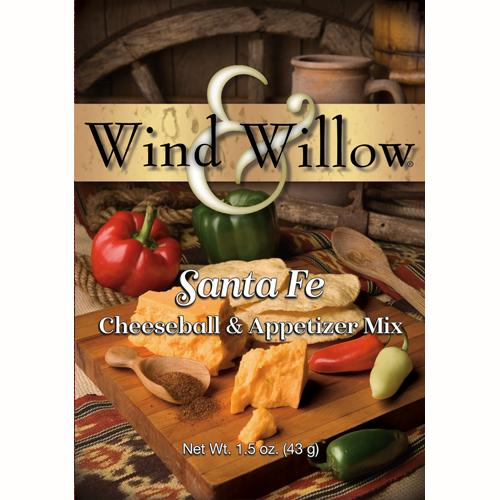 Wind & Willow - Old Santa Fe Cheeseball & Appetizer Mix