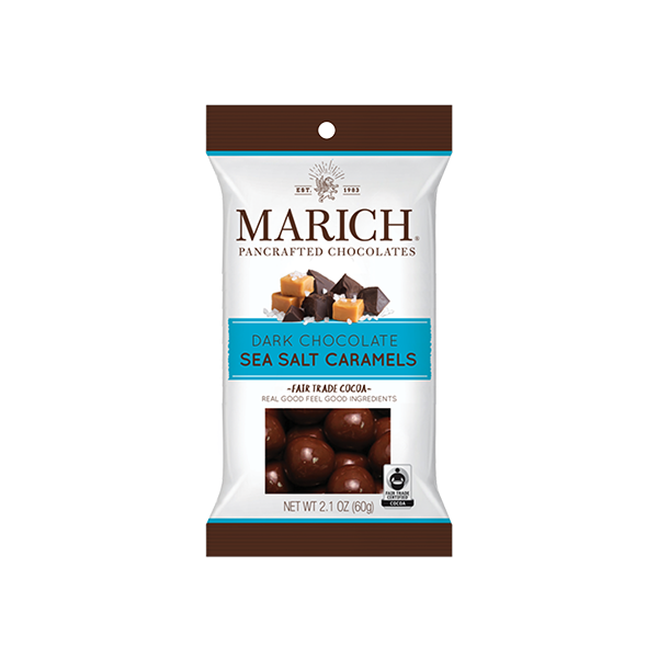 Marich - Dark Chocolate Sea Salt Caramel