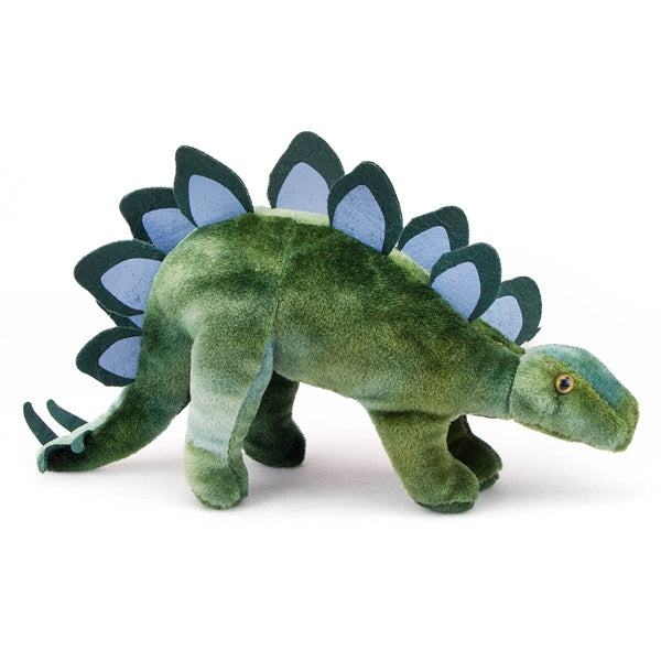 Douglas Cuddle Toys -  Stegosaurus Dinosaur with Sound