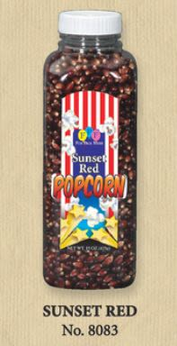 XCell International - Fun Pack Foods Sunset Red Popcorn