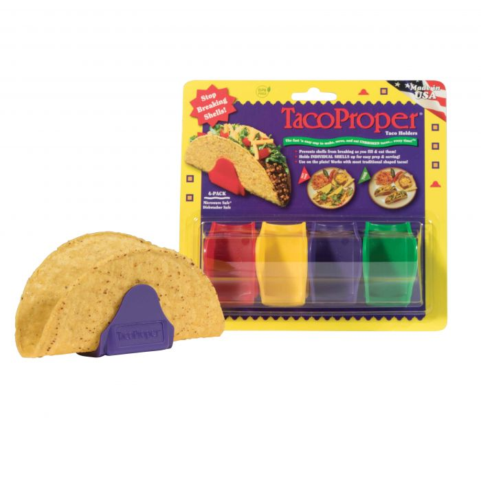 Harold - The TacoProper Taco Holders (Set of 4)
