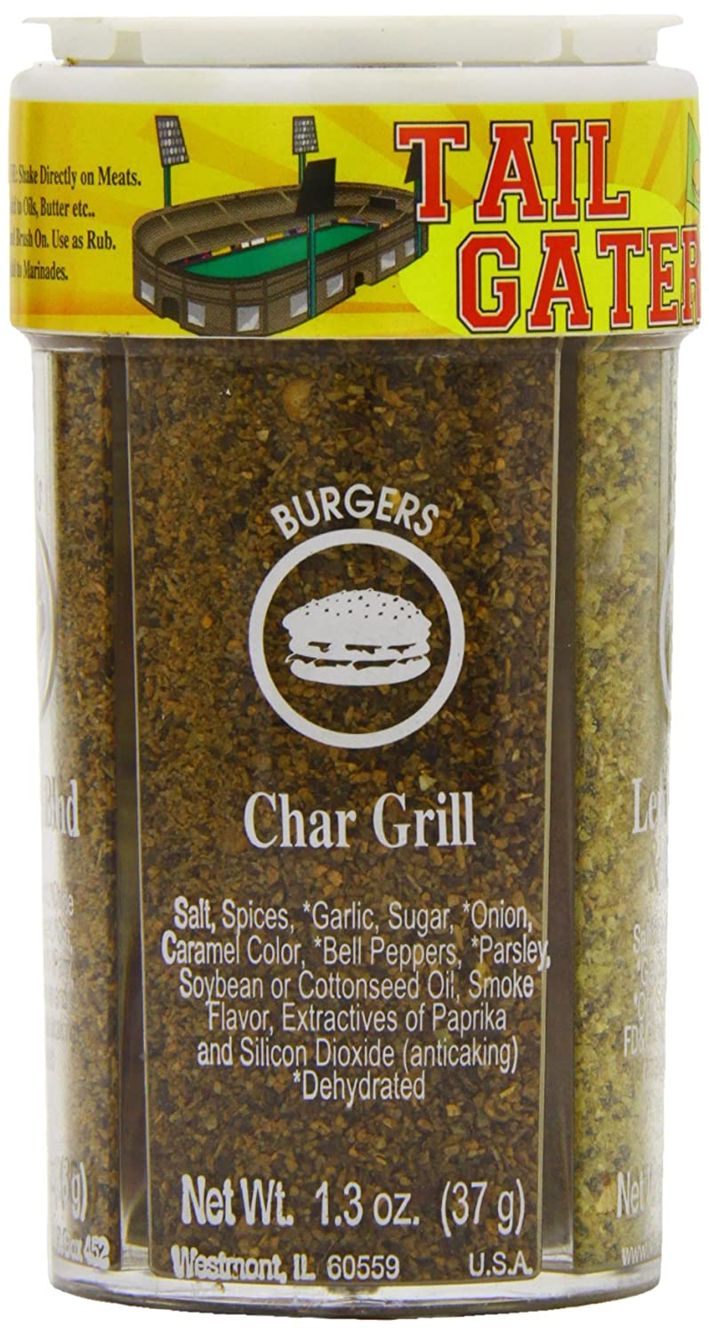 XCell International - Dean Jacob's Tailgater Seasonings Char Grill