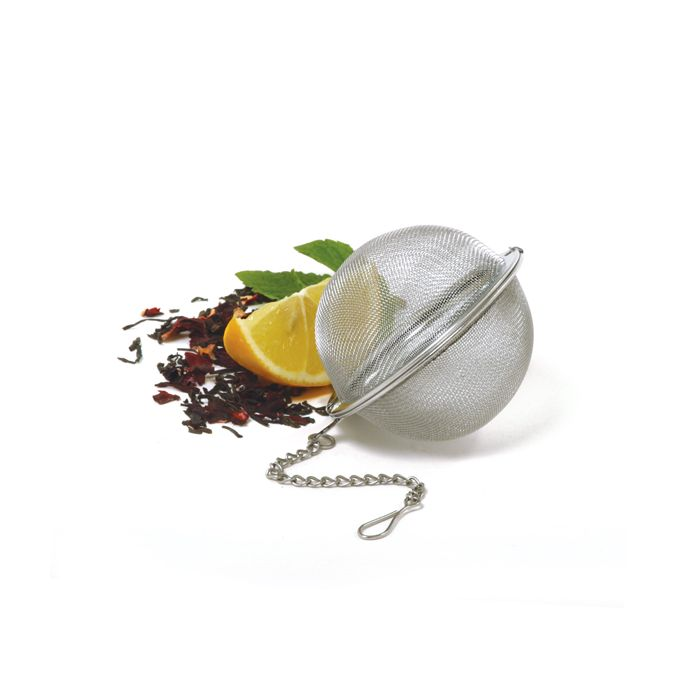 Norpro - Stainless Steel Mesh Tea Infuser, 2 Inch