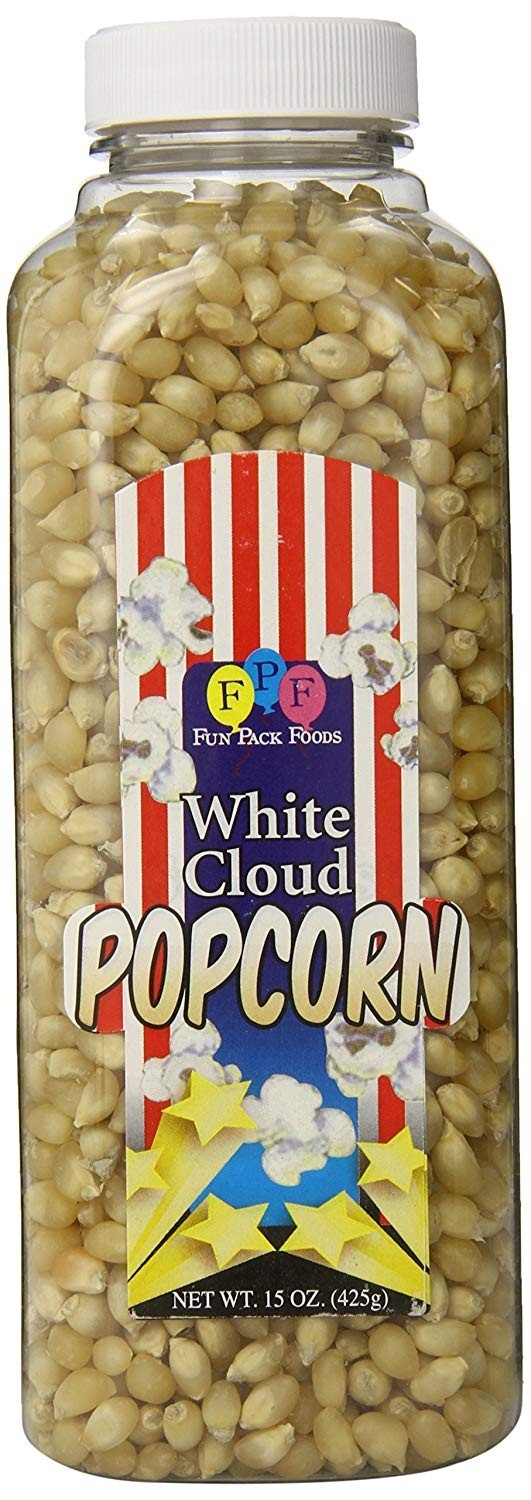 XCell International - Fun Pack Foods White Cloud Popcorn